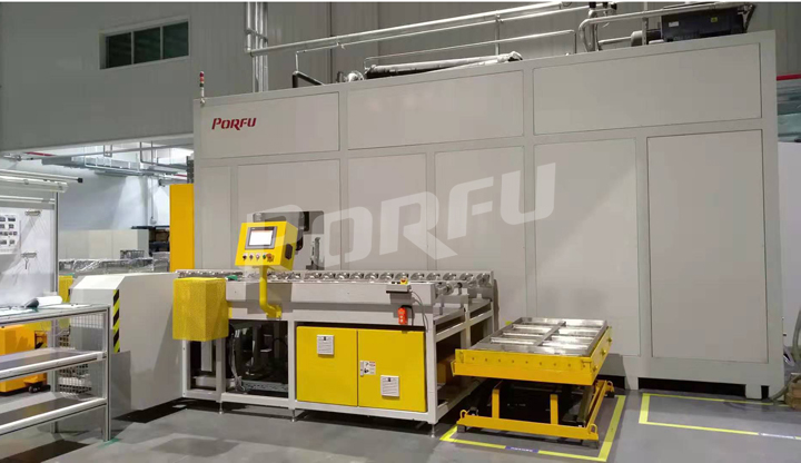 Single-chamber Hydrocarbon Vacuum Cleaning Equipment